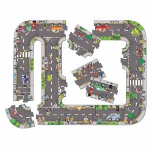 20 Parça Puzzle : Giant Road