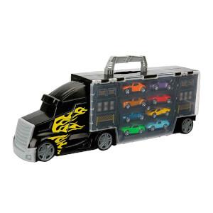 Teamsterz 8 Araçlı Taşıma Çantalı Transporter