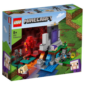 LEGO Minecraft Yıkılmış Geçit 21172
