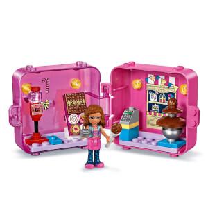 LEGO Friends Olivia'nın Alışveriş Oyun Küpü 41407