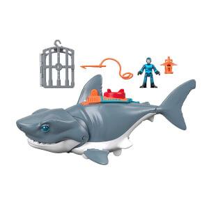 Imaginext Çılgın Köpek Balığı Oyun Seti GKG77