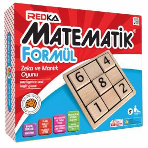 Matematik Formül Zeka ve Mantık Oyunu