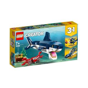 LEGO Creator Derin Deniz Yaratıkları 31088