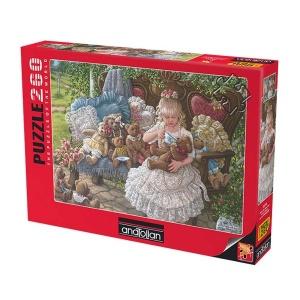 260 Parça Puzzle : Holly'in Ayıcıkları