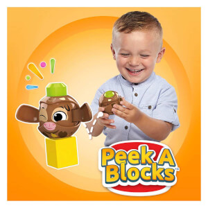 Mega Bloks Peek A Blocks Çiftlik Oyun Seti GRJ18