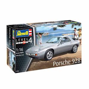 Revell 1:72 Porsche Model Araba 928