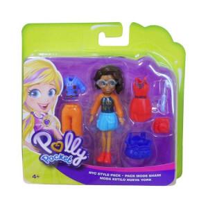 Polly Pocket Polly Moda Aksesuarları Seti GDM01