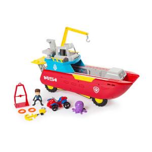 Paw Patrol Sea Patroller Deniz Aracı