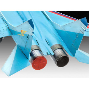 Revell 1:72 Mig-29S Uçak 3936