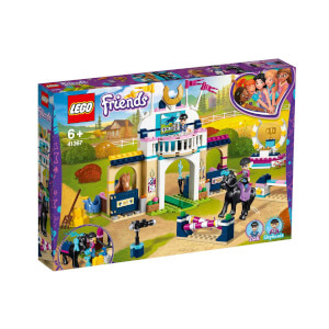 LEGO Friends Stephanie'nin At Koşusu 41367