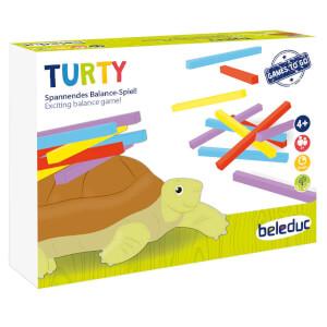 Beleduc Sevimli Kaplumbağa Denge Oyunu