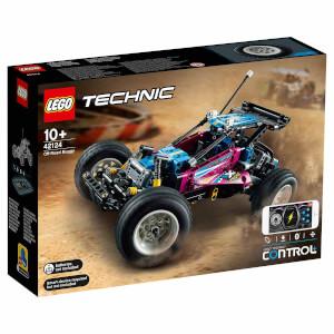 LEGO Technic Arazi Jipi 42124