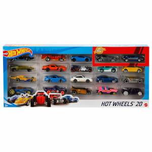 Hot Wheels 20'li Araba Seti H7045
