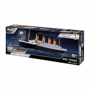 1:600 Revell Easy Click RMS Titanic 05498