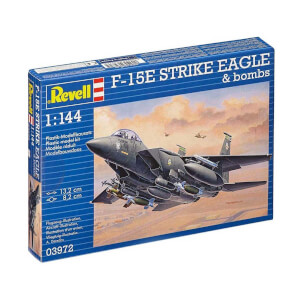 Revell 1:144  F-15 E Strike Eagle Uçak 3972