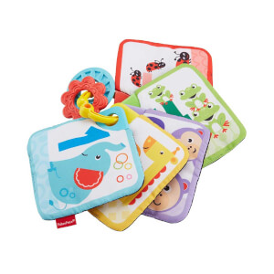 Fisher Price Mini Yumuşak Kitap FXB92