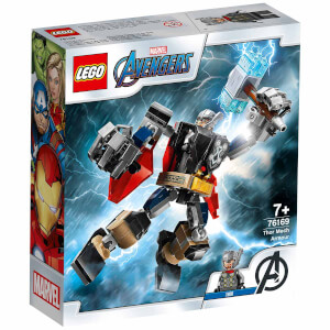 LEGO Marvel Avengers Movie 4 Thor Robot Zırhı 76169