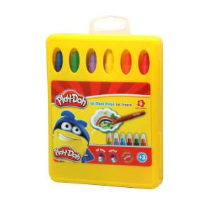 Play Doh Crayon Jel Mum Boya 6 Renk