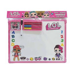 L.O.L Abaküslü Yazı tahtası LOL7588