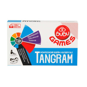 BuBu Games Naturel Tangram