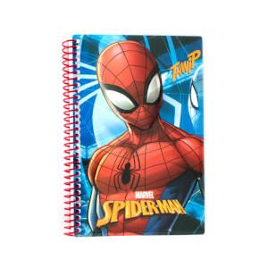 Spiderman Not Defteri