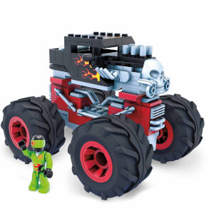 Mega Construx Hot Wheels Monster Trucks Serisi GVM14