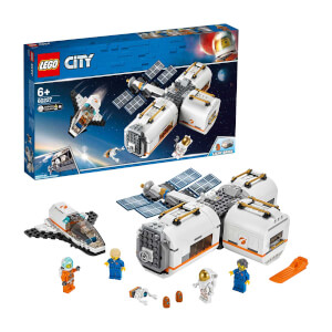 LEGO City Space Port Ay Uzay İstasyonu 60227