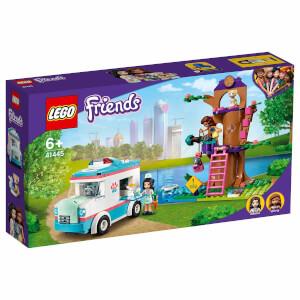 LEGO Friends Veteriner Kliniği Ambulansı 41445
