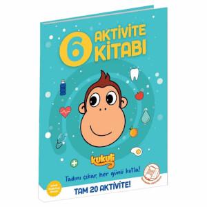 Kukuli Aktivite Kitabı 6