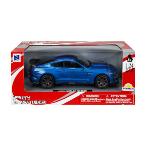 1:24 Cruieser Ford Shelby GT350R Model Araba