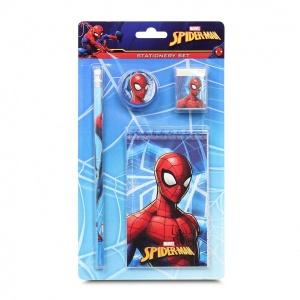 Spiderman 4'lü Kırtasiye Seti