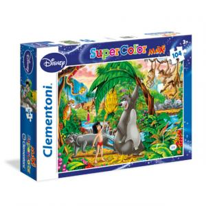 104 Parça Maxi Puzzle : The Jungle Book