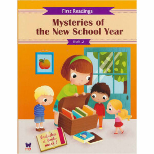 Mysteries Of The New School Year  Level 2  İngilizce Hikaye Kitabı