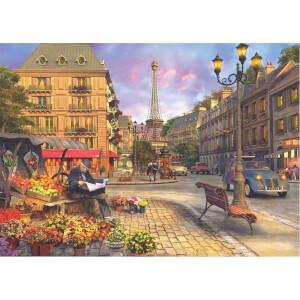 1500 Parça Puzzle : Paris Sokakları