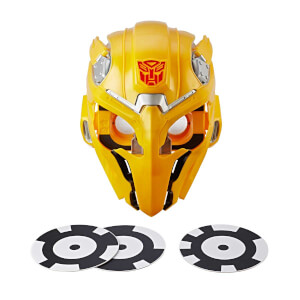 Transformers Bee Vision Bumblebee Maske E0707