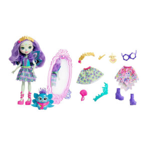 Enchantimals Bebeği Ve Moda Aksesuarları FRT87