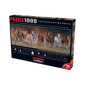 1000 Parça Puzzle : Serbest Zaman