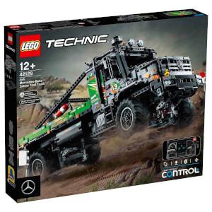 LEGO Technic Uygulama Kumandalı 4x4 Mercedes-Benz Zetros Kamyon 42129
