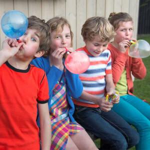 Magic Goo Balloon Making Paste - Mavi