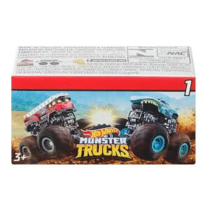 Monster Trucks Mini Arabalar Sürpriz Paket GBR24
