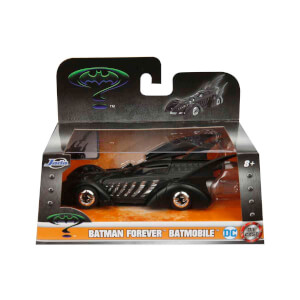 1:32 Batman 1995 Batmobile Forever Metal Araba