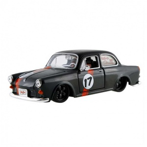 1:24 Maisto Volkswagen 1600 Notchback Prorodz Model Araba