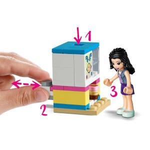 LEGO Friends Olivia'nın Kapkek Kafesi 41366