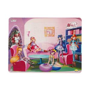 36 Parça Puzzle : Winx Kızları Sohbet Ediyor