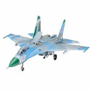 Revell 1:144 Suchoi Su-27 Flanker Uçak 03948
