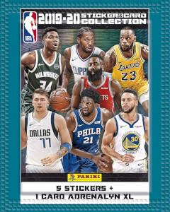 NBA Çıkartma Paketi 2019-2020