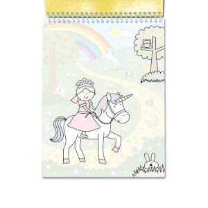 Sihirli Kitap - Unicorn
