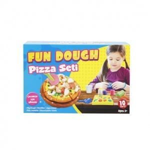 Pizza Seti Oyun Hamuru