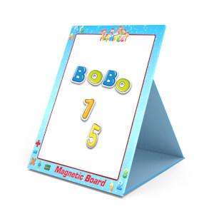 Eğitici Manyetik Tablet 60 Parça - Mavi