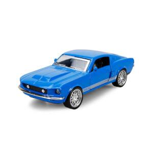 Maxx Wheels Işıklı Amerikan Klasik Model Araba 12 cm.